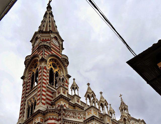 """Fotoviaje: Bogotá, Colombia. Día 1 """"Descubriendo el centro hi..."""