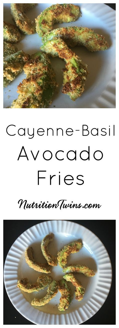 """Skinny Avocado """"Fries"""" 