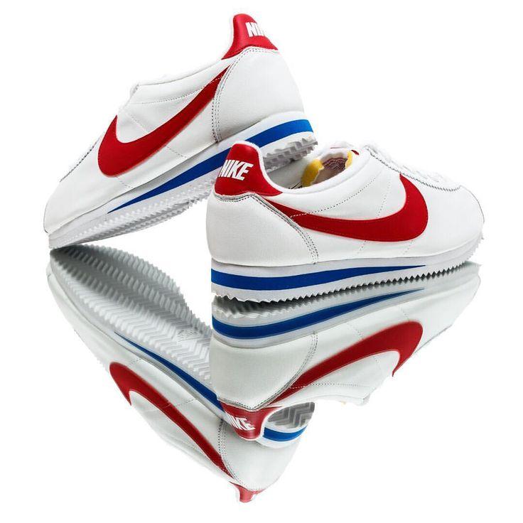 "Nike Classic Cortez ""Forest Gump"" (at Flight Club)"