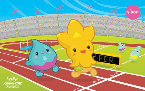 London Olympics 2012 - Track and Field