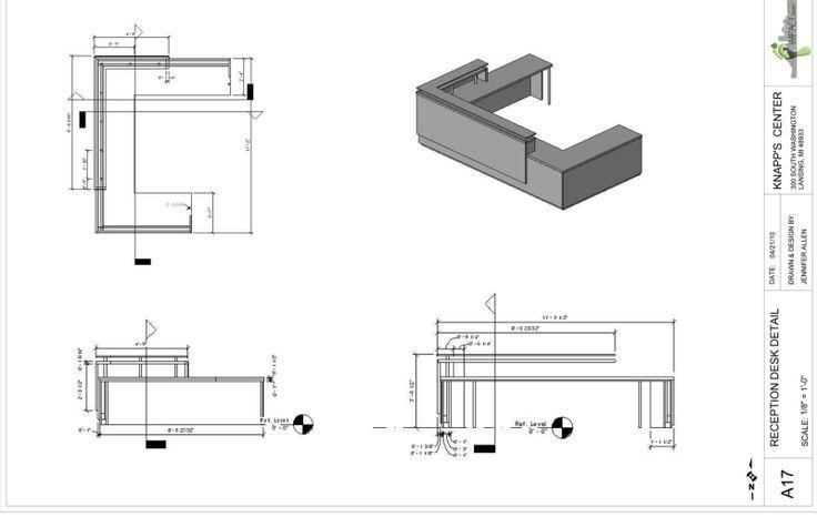 Reception Design Plan Google Search Reception Desk