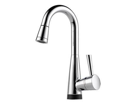 Brizo Venuto Single Handle Pull Down Bar Faucet With