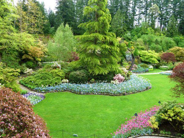 42+ Jardines bellos de casas ideas