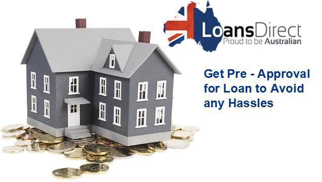 Going to start your dream house hunting? Get a pre-approval for #HomeLoan first so as to avoid any hassles while choosing a home. Don't know how? Visit here