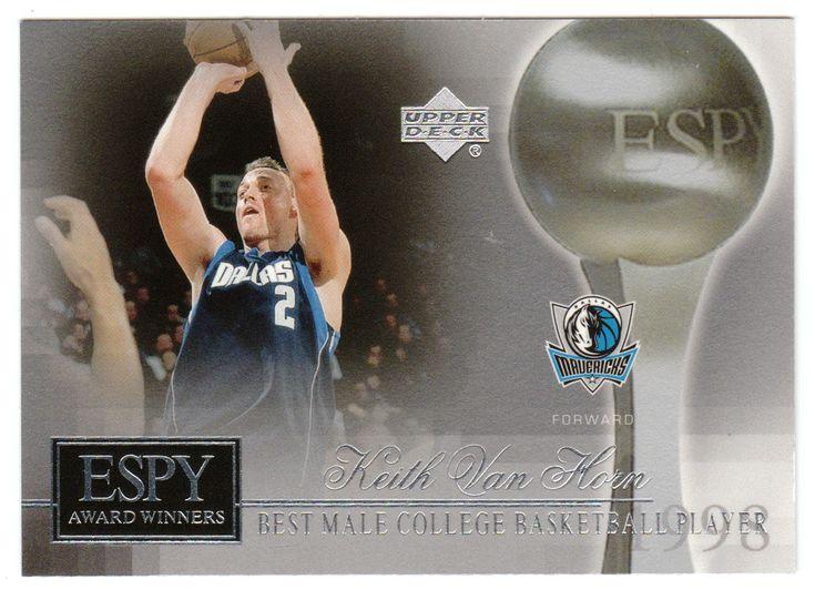 Keith Van Horn # ESPY-KV - 2005-06 Upper Deck ESPN Basketball ESPY Award Winners