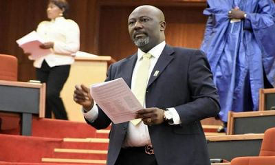 Senate set to probe Dino Melaye over forged certificate   The Nigerian Senate has kicked off an investigation into whether Senator President Bukola Saraki and Senator Dino Melaye have abused their privileges as lawmakers in the Upper House of legislature.  Saraki is being probed under suspicion that he may have used his office to avenge the seizure of his imported bullet-proof vehicle by the Customs  While Senate is investigating Saraki over claims that he allegedly used his office to seek…