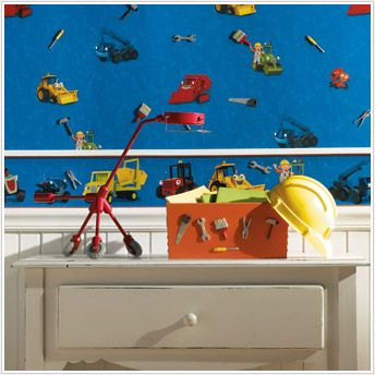 Bob The Builder Wall Charms Part 37