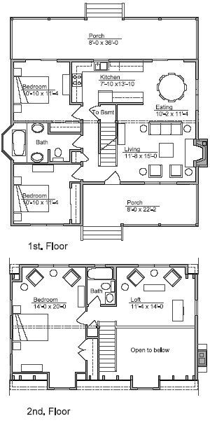 Free Simple Cabin Floor Plans WoodWorking Projects Plans