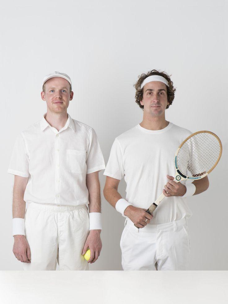 Dale Hardiman and Adam Lynch, founders of the seemingly unstoppable design studio, Dowel Jones!