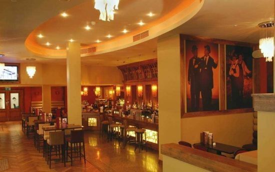 Hardy's Bar & Bistro @ Royal Marine Hotel - Royal Marine Hotel ...