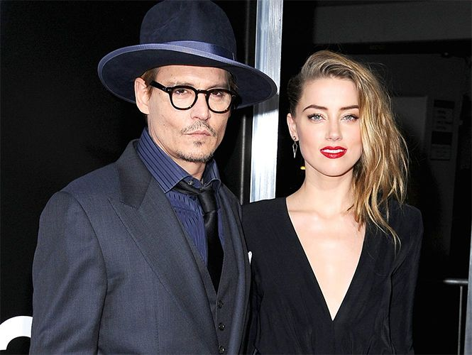 Johnny Depp Ex Wife Amber Heard Spotted Partying After Divorce