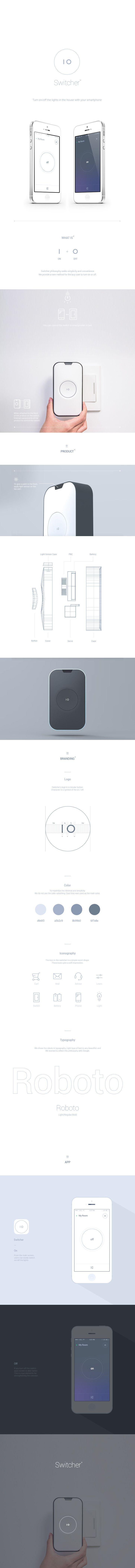 스위처 Product / Branding / UXUIDesign.