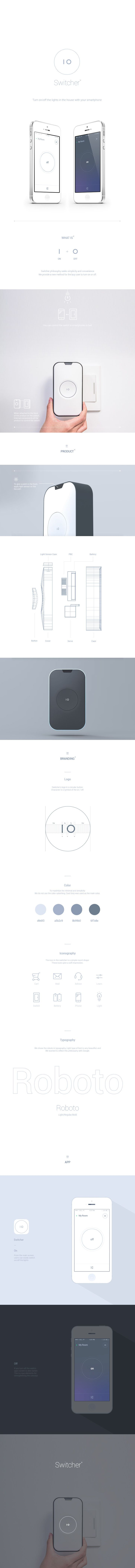 Switcher_concept on Behance