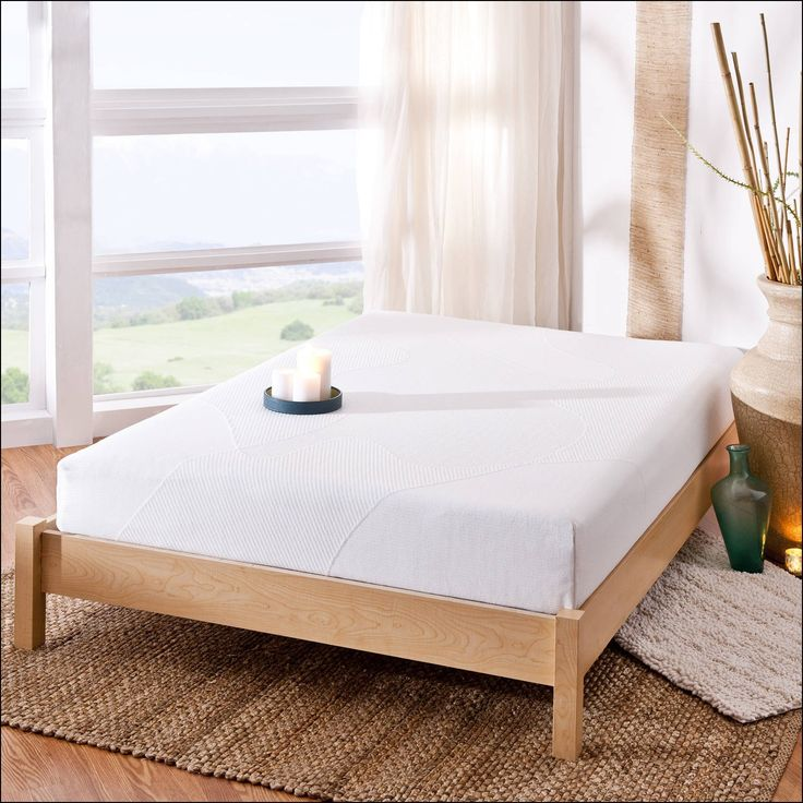 Spa Sensations 8 Memory Foam Mattress Twin