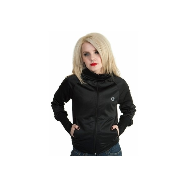 Fred Perry Women's Stand Neck Track Jacket