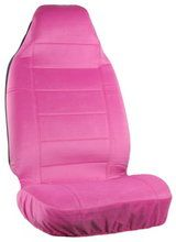 Hot Pink Car Seat Cover
