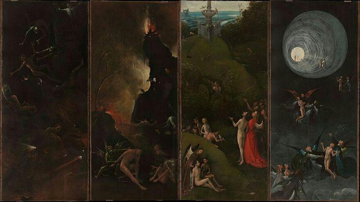 """Jérôme Bosch : """"Visions de l'au-delà"""""""