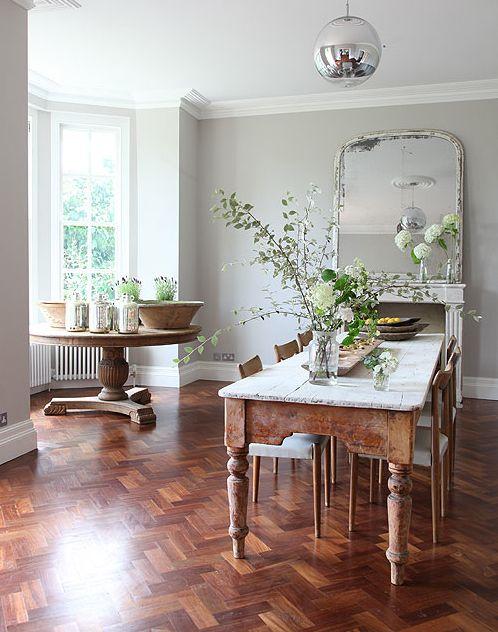 Una decoracion clasica y elegante
