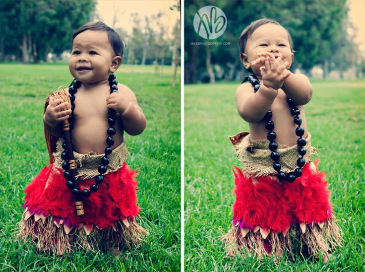 If I had a baby with a Samoan man, I hope he would be as beautiful as this little boy.