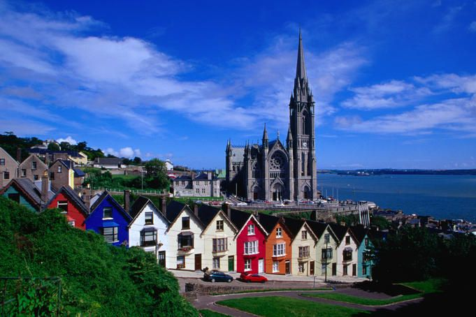 County Cork Image - Town of Cobh, County Cork - Lonely Planet