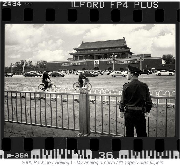 2005 Pechino ( Beijing ) - My analog archive / La machine à explorer le temps
