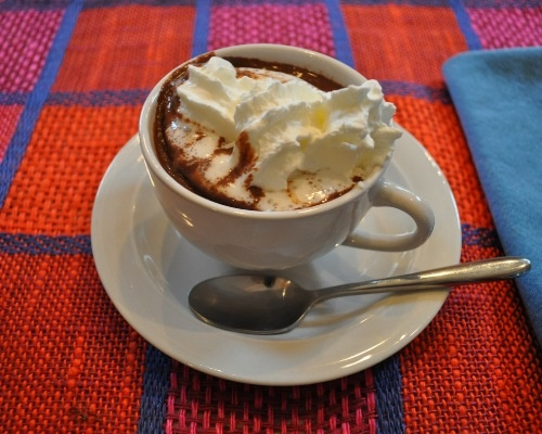Hot chocolate...my favorite! | Food | Pinterest | Hot Chocolate ...