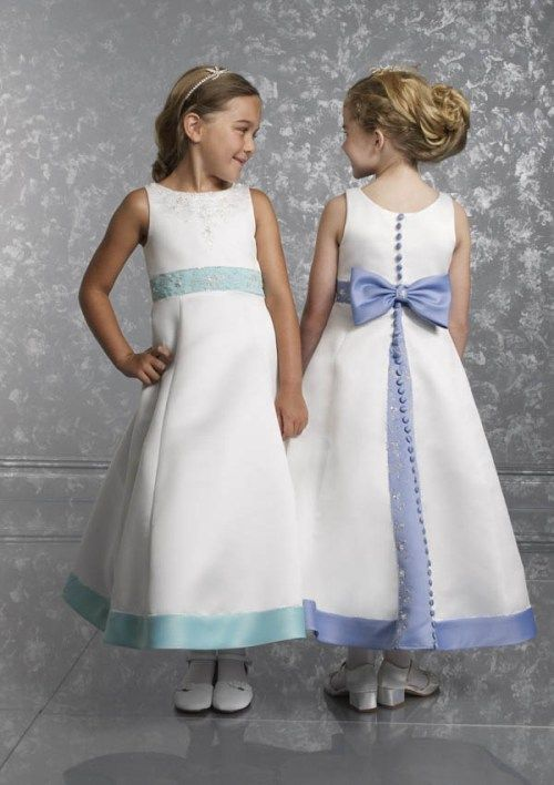 1000  ideas about Flower Girl Dress Patterns on Pinterest | Sewing ...