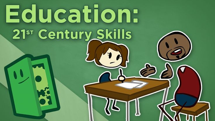 Extra Credits - How Games Prepare You for Life - Education: 21st Century...