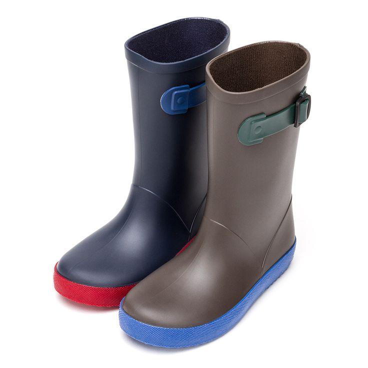 Botas de agua Niños Splash #botasdeagua #wellies #botasdeborracha #bottesdepluie