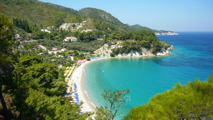 Armonia bay Hotel is located by fabulous Tsamadou beach in the Greek island of Samos near the picturesque village of Kokkari