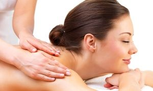 From the merchant: Massage therapist dissipates pain and tension with a blend of eastern and western healing techniques