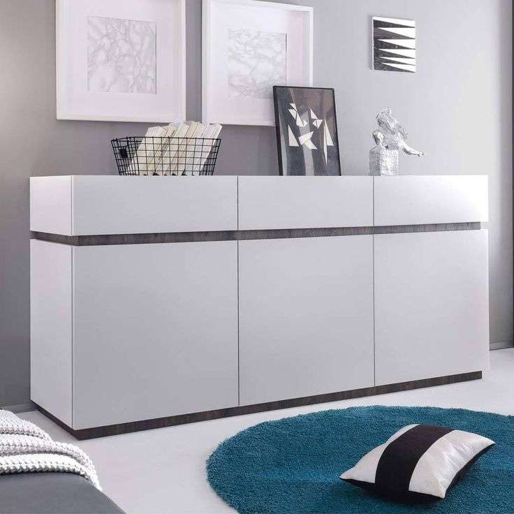 Die besten 25+ große weiße Kommode Ideen auf Pinterest Kommode - wohnzimmer sideboard design