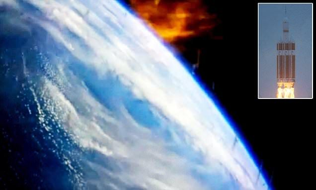 Orion has splashed down at its target point 275 miles (442 km) west of Baja, California, after re-entering the atmosphere at 20,000 mph (32,000 kph) and enduring temperatures of 2,200°C (4,000°F).