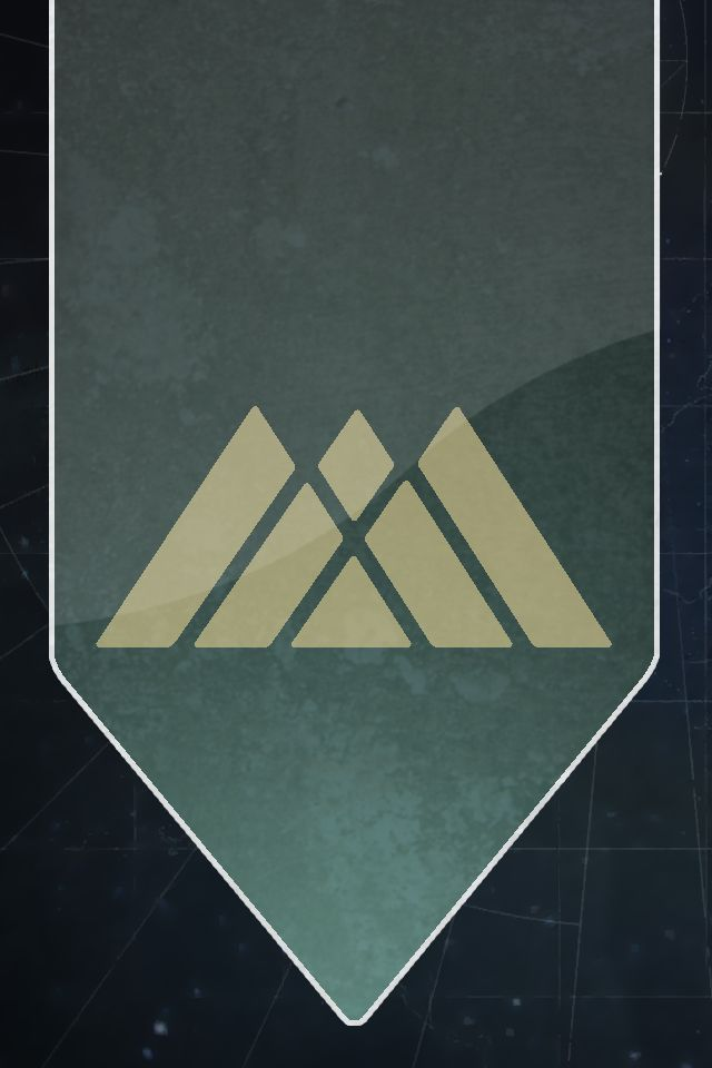 Destiny themed iPhone wallpapers from