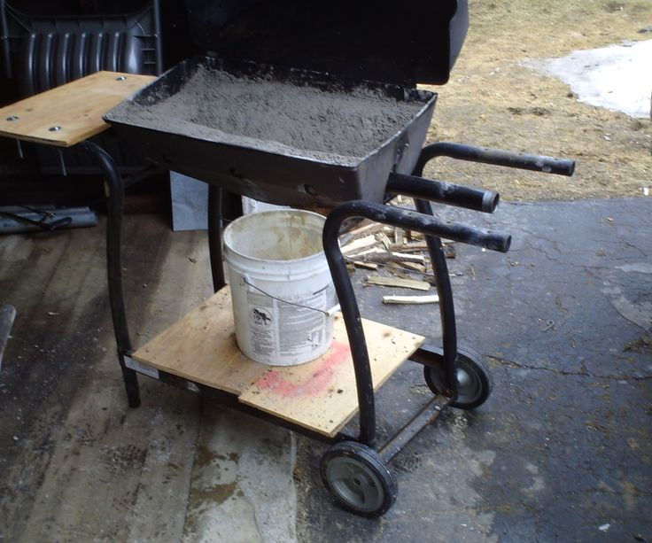 In this Instructable I will be explaining how to convert that old barbecue grill sitting in your yard next to all that junk into a furnace capable of heating up steel to forge long items such as knives,daggers,and small swords. Before we begin I would like to say I am not responsible for any injury or damage caused by reading and/or following the instructions in this Instructable and working with hot items will always have associated risks. I would like to give credit to Tim Lively as I…