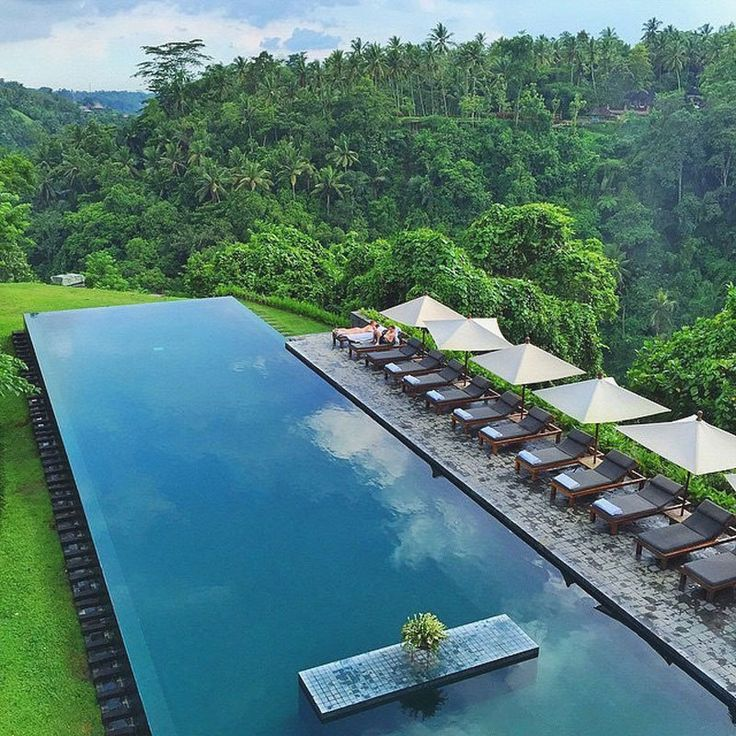 10 Luxury Resort Pool in Bali Traveling