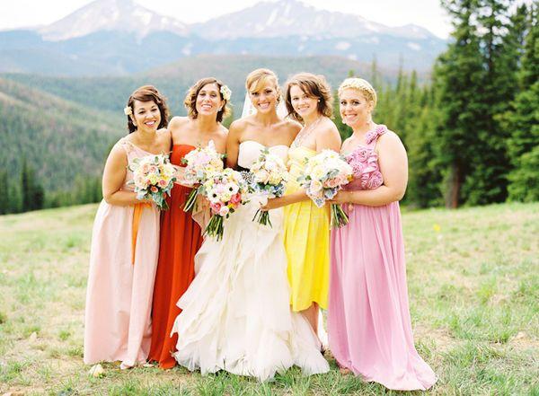 Wedding Trends: Bridesmaids Dresses
