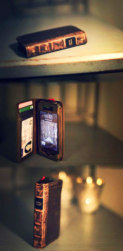 For the love of Books...iPhone by JDabrowsky.