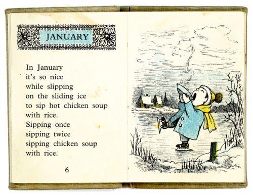 Happy January!     ( A beautiful January poem )