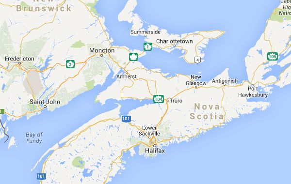 Getting to PEI From Halifax: Prince Edward Island: Visitors Guide