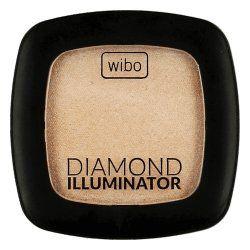Wibo, Diamond Illuminator, Rozświetlacz prasowany