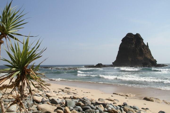 Papuma Beach Jember