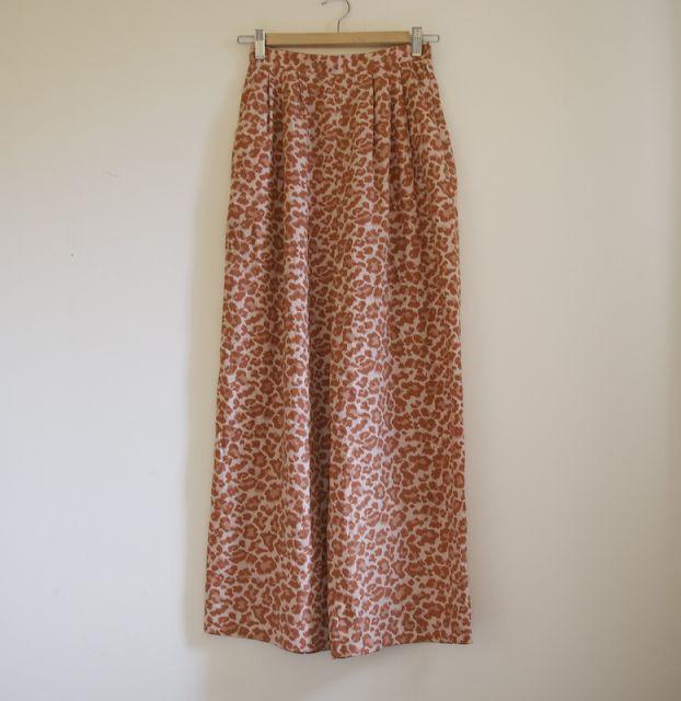 DIY leopard print mini shorts / PAP mini calções com padrão de leopardo