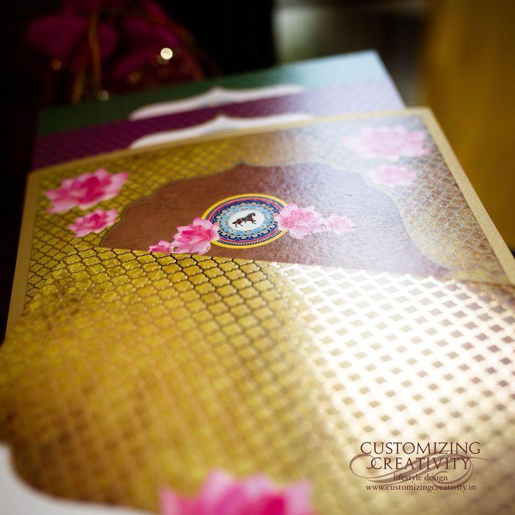 best wedding card manufacturers in delhi%0A Wedding Invitations cards  Indian wedding cards invites  Wedding  Stationery  Customized invitations