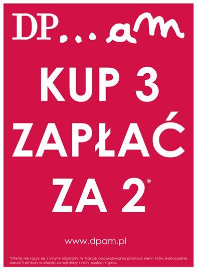 Promocja dla najmłodszych. Zapraszamy na zakupy! #galeriamokotow #fashion #shopping #moda #zakupy #sale #Galmok #dpam @DPAM Poland