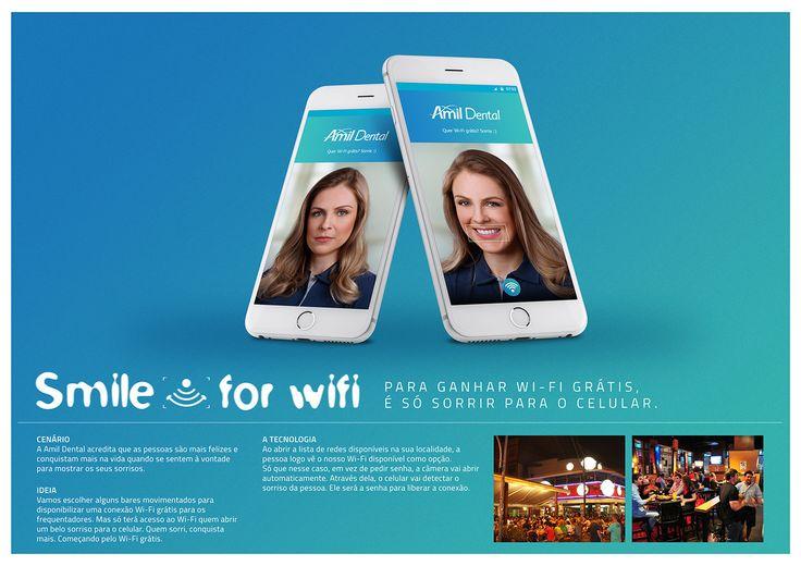 Amil Dental - Smile for Wi-fi - Daniel Donato