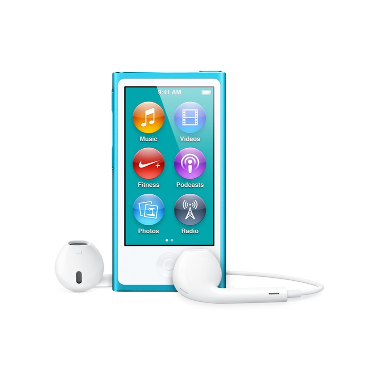 ipod nano 7th generation stuff i own pinterest. Black Bedroom Furniture Sets. Home Design Ideas