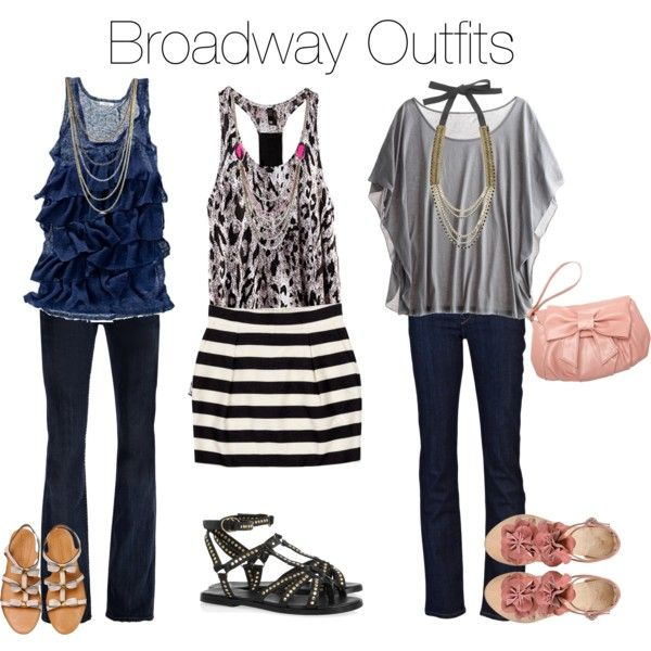 what to wear to a broadway show in nyc in winter