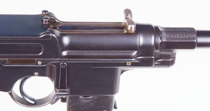 MAUSER M1906-08 with 10-SHOT MAGAZINE – Historic Investments