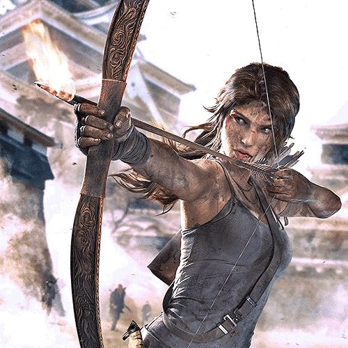 49 Best Lara Croft / Tomb Raider X Images On Pinterest